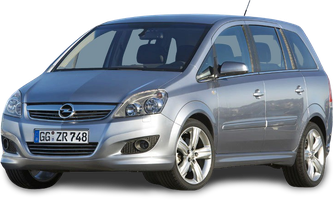 Opel ZAFIRA 1.9 CDTI 120CH FAP C